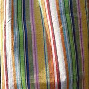 Bambus/biobavlna proužek 31 barev