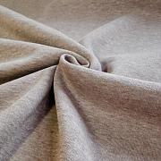 Výplněk (fleece) béžový 100% biobavlna
