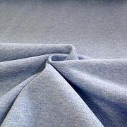 Výplněk (fleece) modrý mramor 100% biobavlna