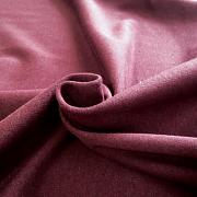 Výplněk (fleece) bordó 100% biobavlna