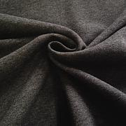 Výplněk (fleece) uhlíkový 100% biobavlna
