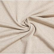 Výplněk (fleece) jutový mramor 100% biobavlna