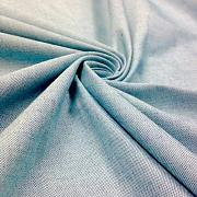 Protkávaná aqua 100% bio bavlna