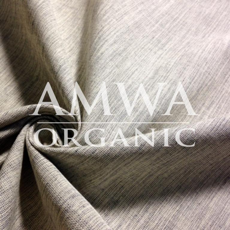 74340a4f2f6 Protkávaná šedá mramorovaná 100% bio bavlna - 1. český výrobce ...