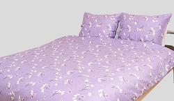 """4dílná sada bio povlečení """"Lavender"""""""