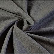 Jednolíc tmavě šedý mramor 100% bio bavlna
