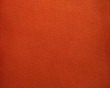 Jednolíc oranžový 100% bio bavlna