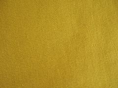 Jednolíc žlutý 100% bio bavlna