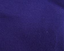 Jednolíc fialový 100% bio bavlna