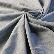 Jednolíc světle šedý mramor 100% bio bavlna